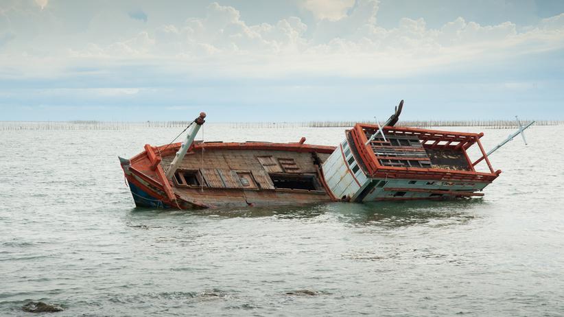 katastrofa na rzece w Nigerii