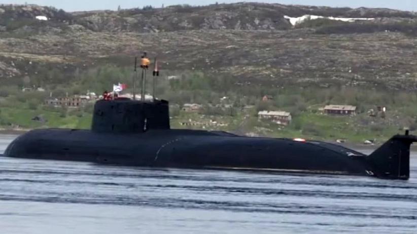 Rosyjskie łodzie podwodne w pobliżu Norwegii. NATO zwiększy patrole