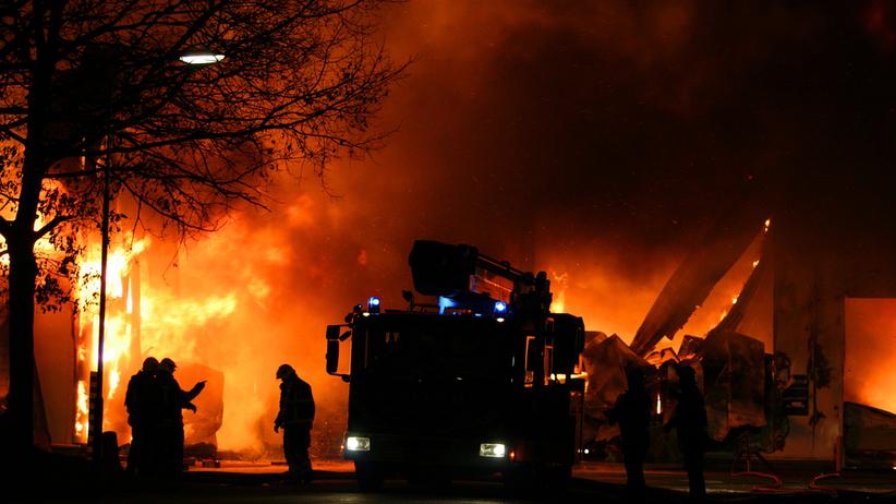 pożar w domu seniora