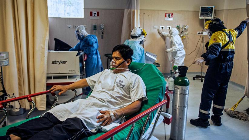 Szpital w Peru