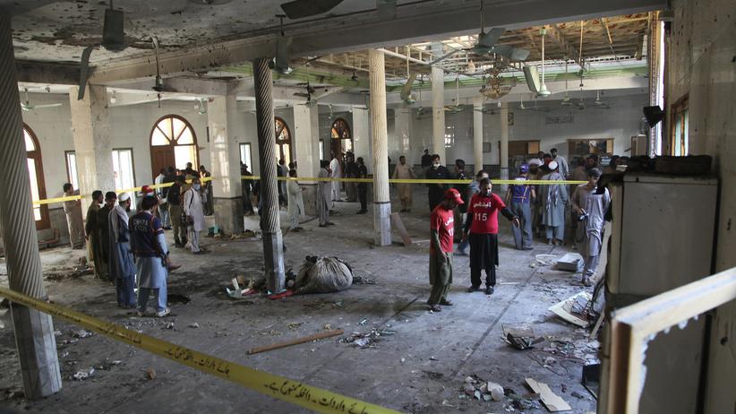 Pakistan, wybuch bomby w szkole