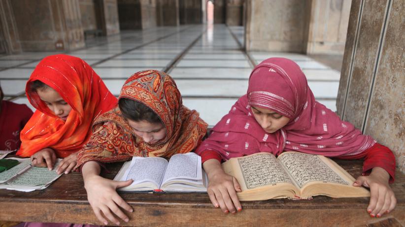 Szkoła religijna w Lahore - zdjęcie ilustracyjne