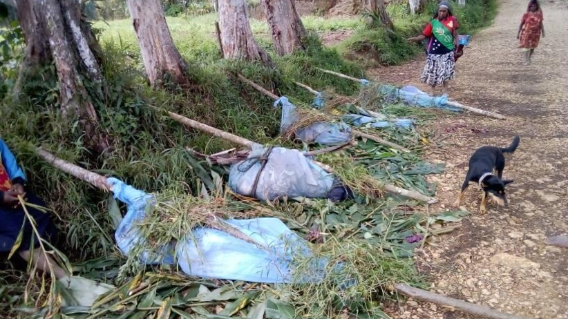 Krwawe walki pomiędzy plemionami. Nie żyje ponad 20 osób,w  tym kobiety w ciąży