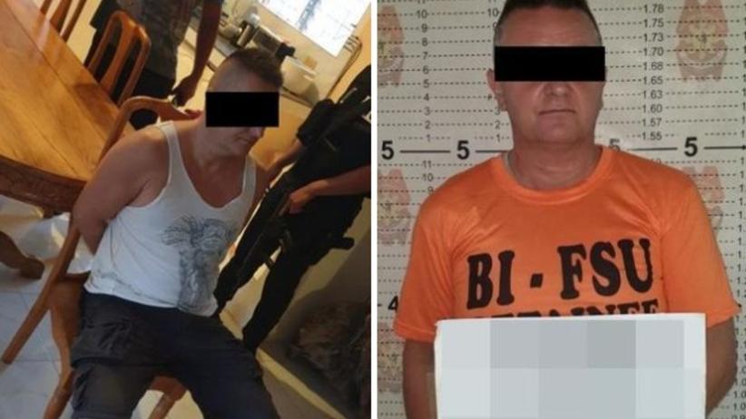 Pedofil Dariusz Z. zatrzymany na Filipinach
