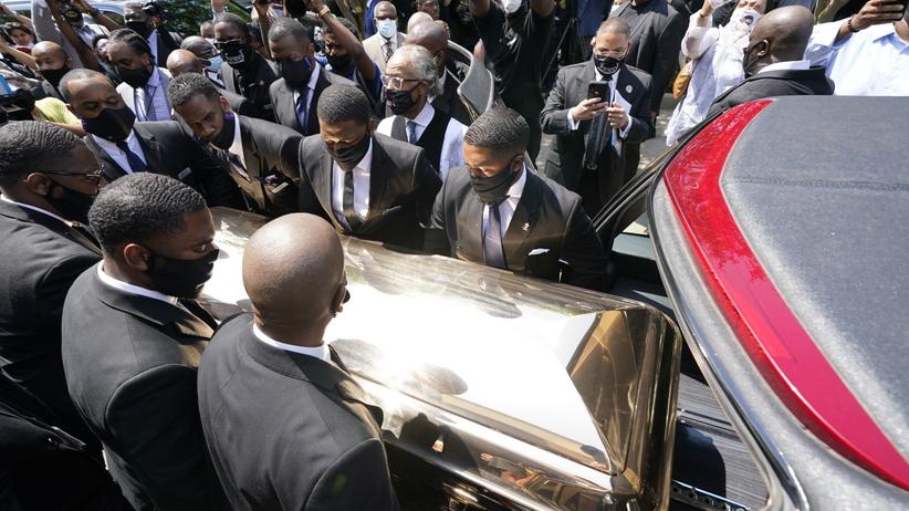 Pogrzeb Floyda