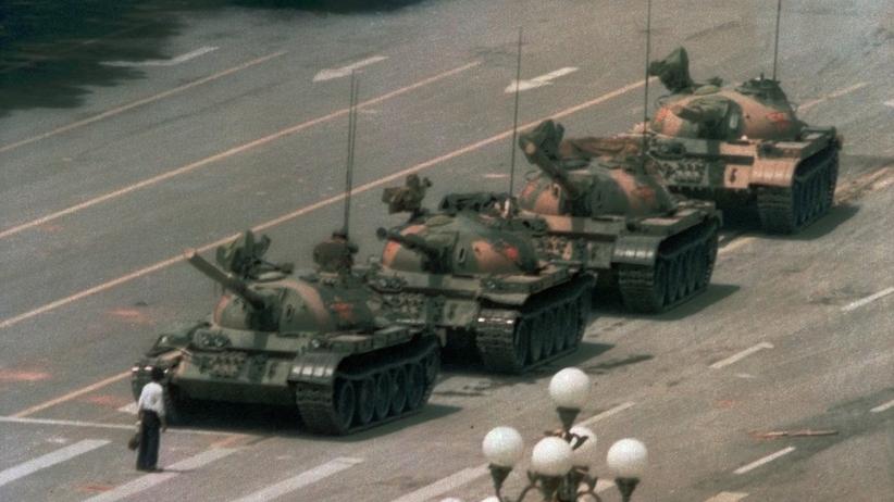 30. rocznica masakry na placu Tiananmen
