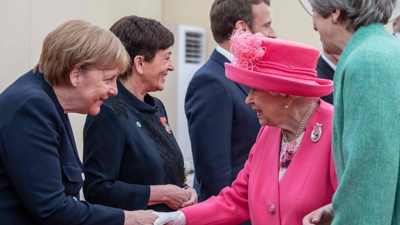 Fatalna wpadka rodziny królewskiej. W czasie wojny Niemcy stali po stronie aliantow?