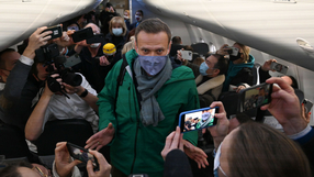 Aleksiej Nawalny wrócił do Rosji. Został zatrzymany podczas kontroli