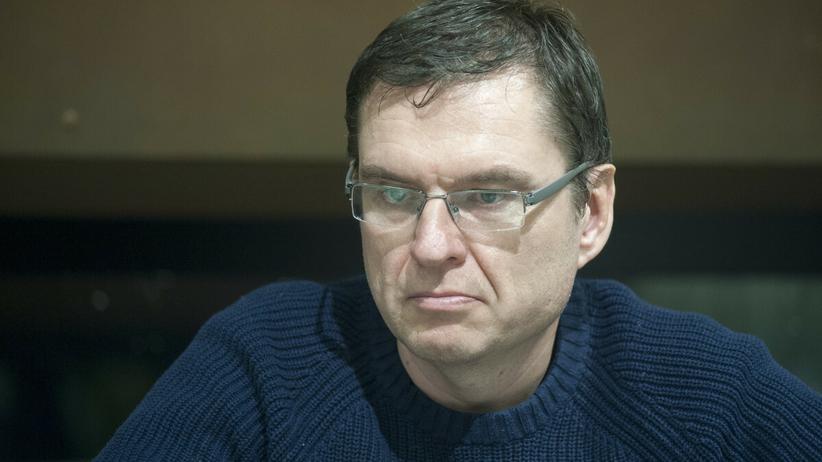 Andrzej Poczobut zatrzymany