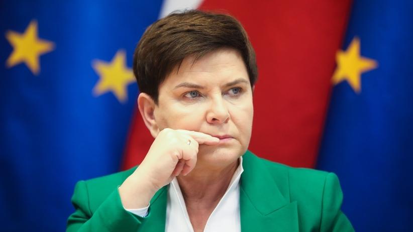 Kolejna porażka Szydło. Znów nie została wybrana na szefową komisji w PE
