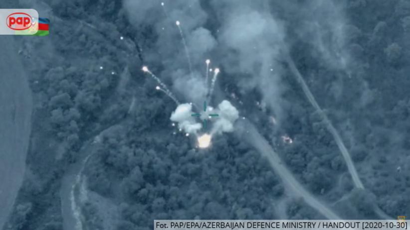 Konflikt o Górski Karabach