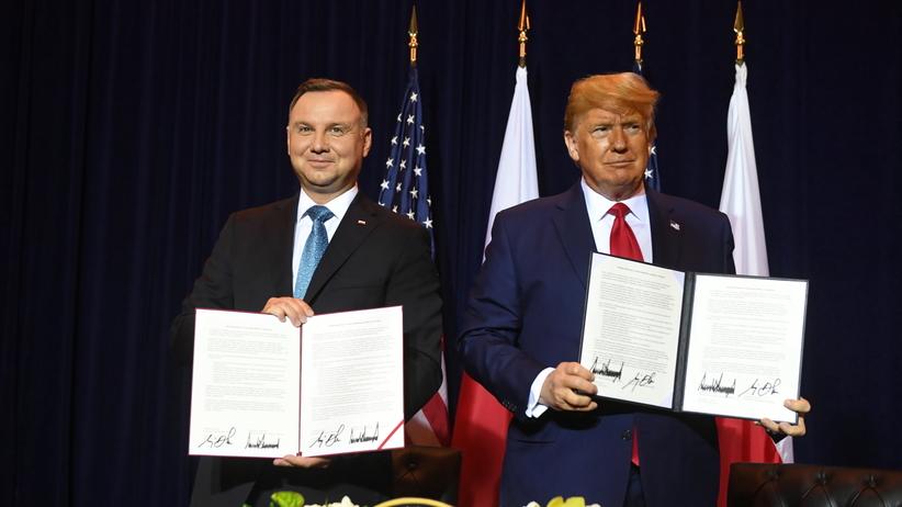 Co ze zniesieniem wiz do USA dla Polaków? Trump: bardzo szybko to się wydarzy