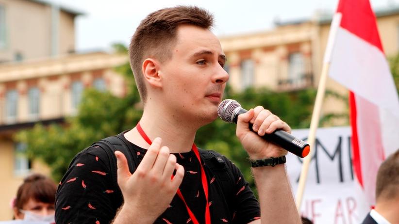 Białoruś. Bloger Nexta alarmuje: Łukaszenko może wyłączyć internet