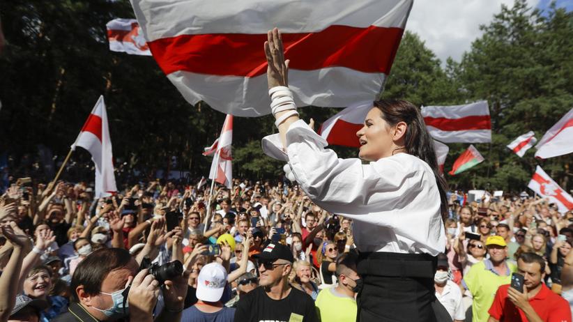 Białoruś Wybory prezydenckie