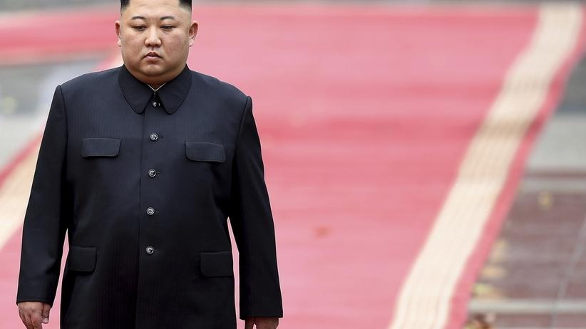 Bliski współpracownik Kima zesłany do obozu. Odpowiadał za kontakty z USA