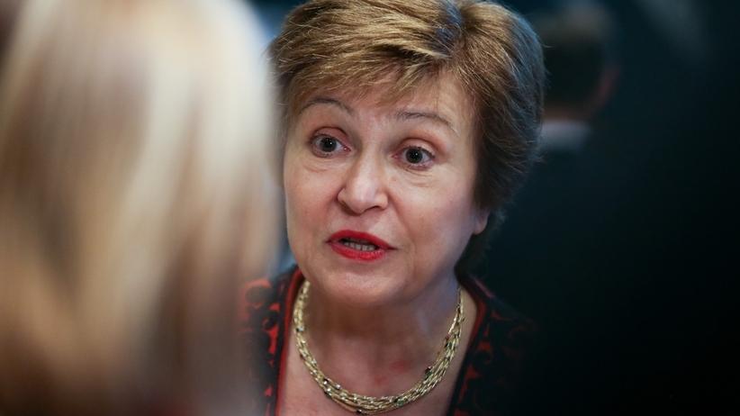 Kristalina Georgiewa zastąpi na stanowisku Donalda Tuska?