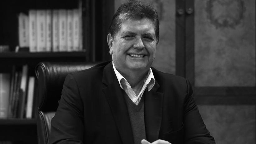 Były prezydent Peru Alan Garcia zmarł w szpitalu po próbie samobójczej