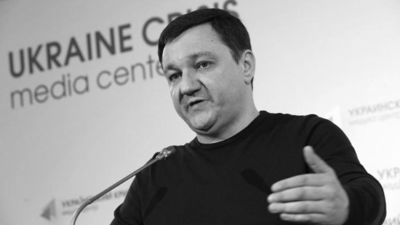 Ukraiński polityk Dmytro Tymczuk znaleziony martwy