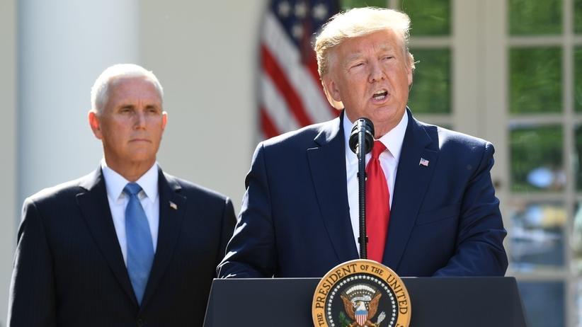 Donald Trump odwołał swoją wizytę w Polsce. Powodem huragan Dorian