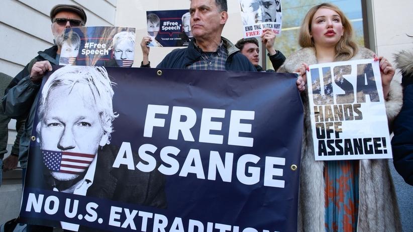 Ekstradycja Juliana Assange'a. Szef brytyjskiego MSZ wydał decyzję