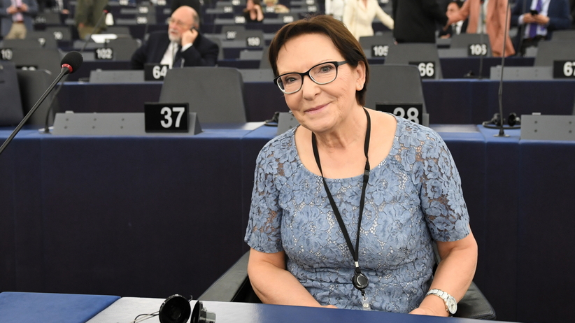 Ewa Kopacz kandydatką EPL na wiceprzewodniczącego PE