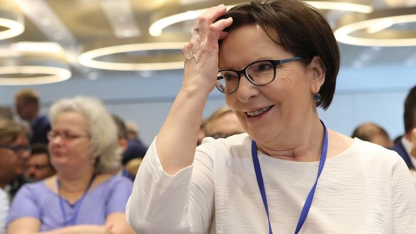 Ewa Kopacz wiceprzewodniczącą Parlamentu Europejskiego