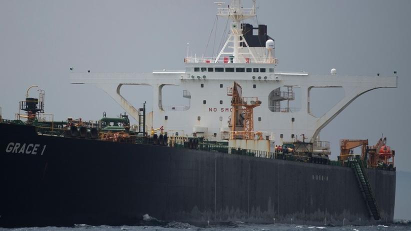 Kulisy zatrzymania statku Iranu w Europie. Wojna w Syrii w tle