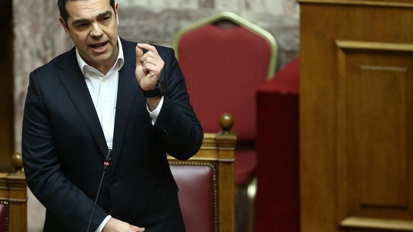 Grecja żąda od Niemiec reparacji wojennych. Premier: to nasz historyczny i moralny obowiązek