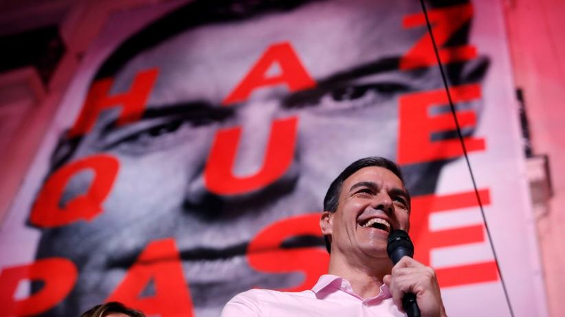 Hiszpańscy socjaliści chcą stworzyć samodzielny rząd bez koalicjantów