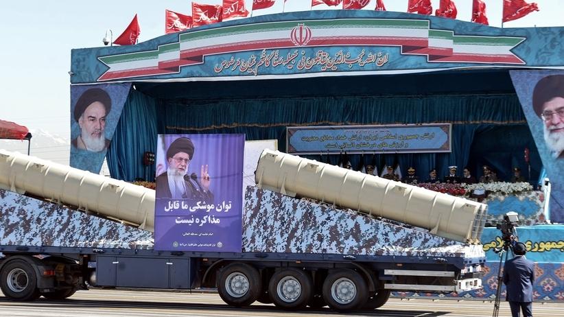 Iran grozi USA. Nasze rakiety mogą trafić w amerykańskie okręty