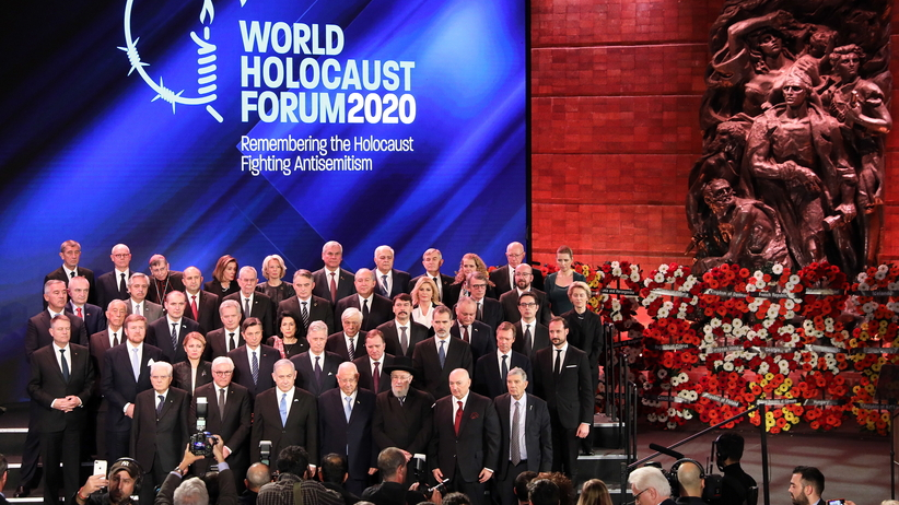 V Światowe Forum Holokaustu