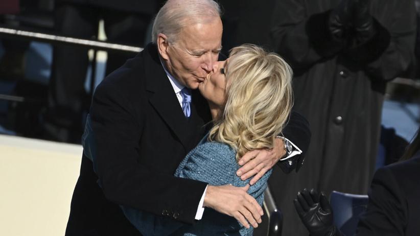 Joe Biden prezydentem USA