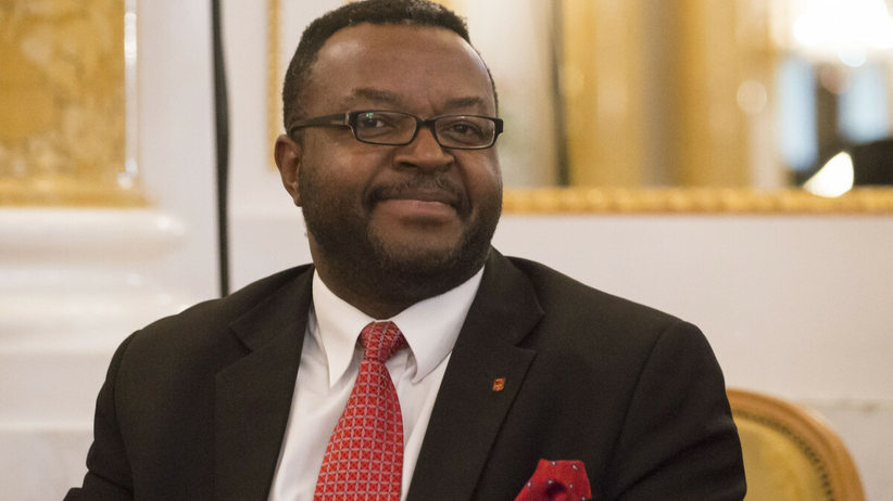 John Godson szykuje program na prezydenta Nigerii