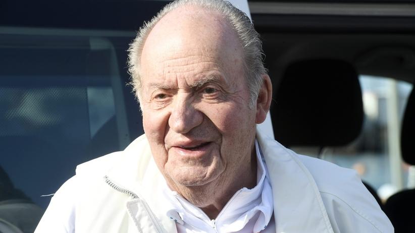 Były krół Hiszpanii Juan Carlos w szpitalu. Przeszedł operację serca