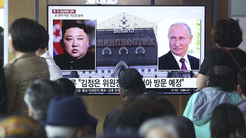 Kim Dzong Un spotka się z Putinem. Szczyt już w najbliższych dniach