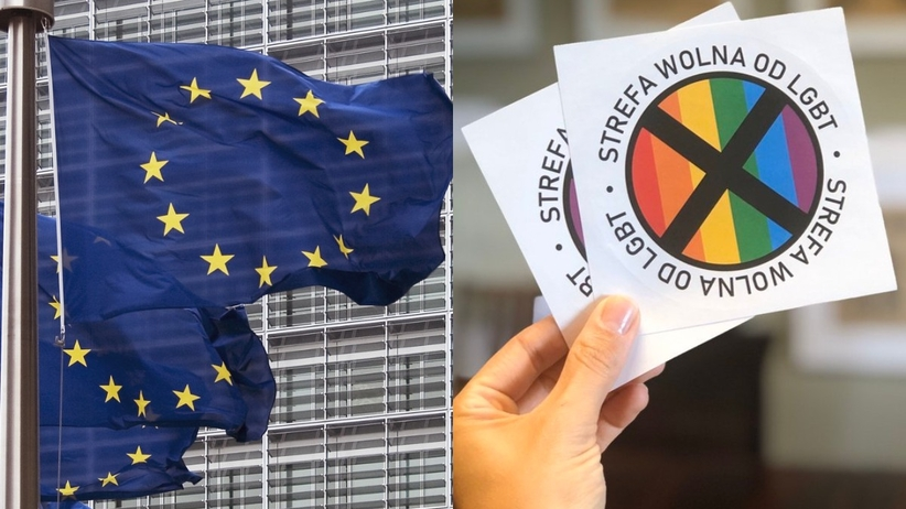 Komisja Europejska odpowiada na strefy wolne od LGBT