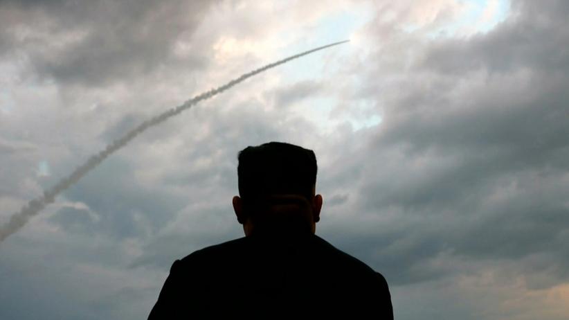Korea Płn. wystrzeliła pociski