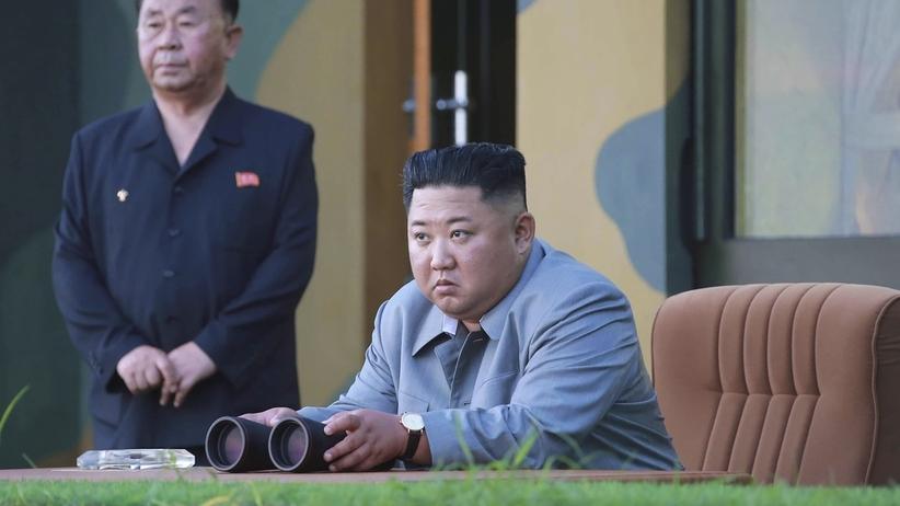 Korea Północna. Żołnierz Kima zdezerterował do Korei Południowej