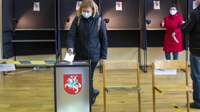 Wybory parlamentarne na Litwie