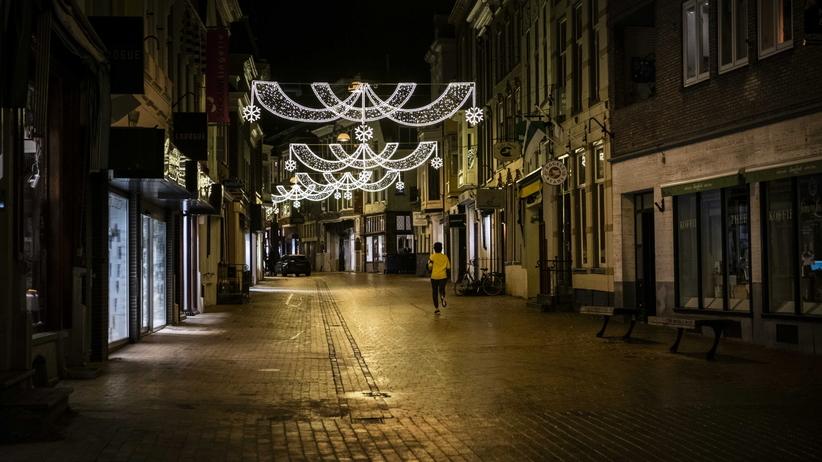 Holandia przedłuża lockdown