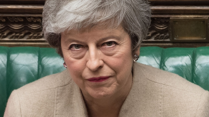 Theresa May: Potrzebujemy dalszego przedłużenia procesu wyjścia z UE