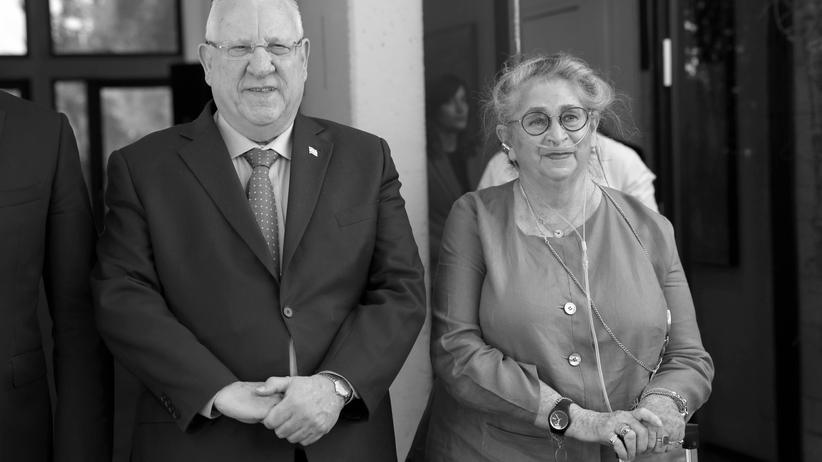 Nie żyje Pierwsza Dama Izraela. Zmarła w przeddzień swych 74. urodzin