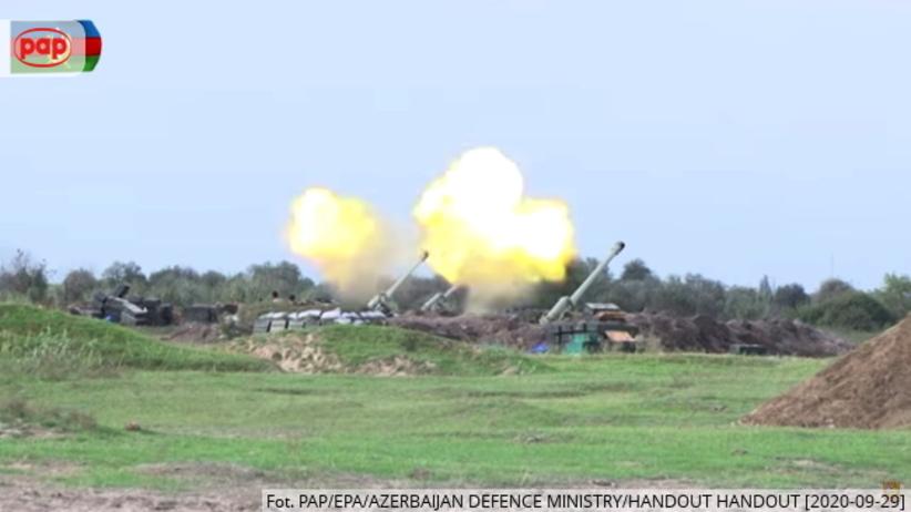 ONZ potępia użycie siły w Górskim Karabachu