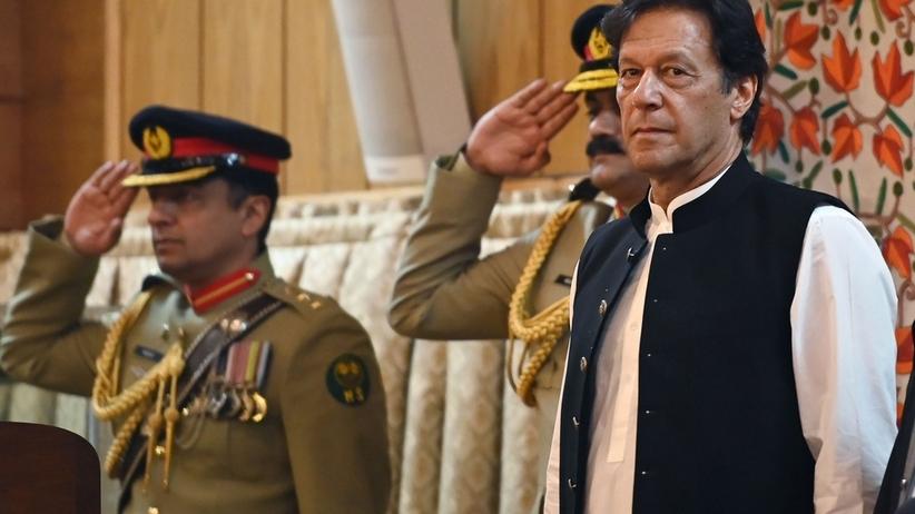 Spór o Kaszmir, Pakistan