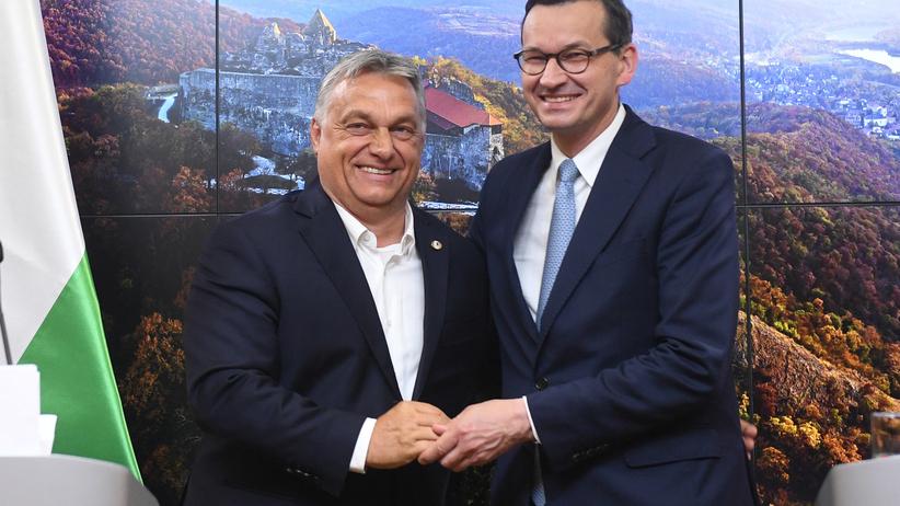 Orban o Morawieckim: poszedł do pokoju i wyszedł z 600 milionami euro