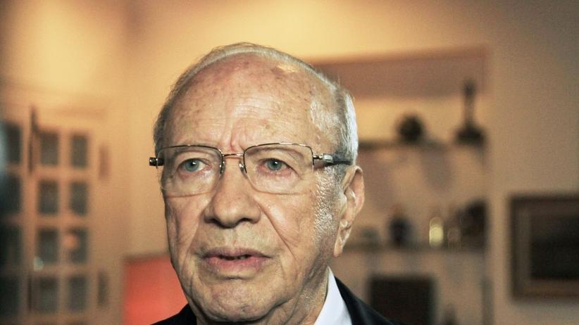 Prezydent Tunezji Bedżi Kaid Essebsi w stanie krytycznym