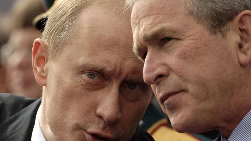 Putin wiedział o zamachach na WTC?
