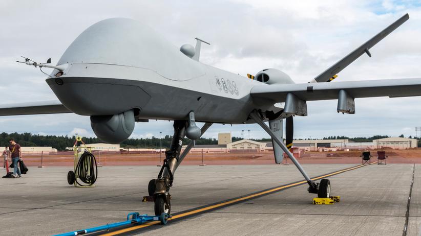 Amerykańskie drony MQ-9 w Polsce. Jest reakcja Rosji