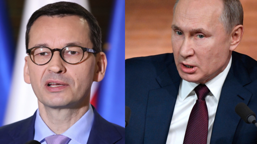 Morawiecki, Putin