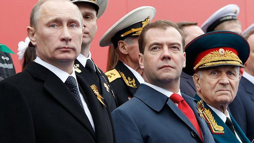 Rosja dymisja rządu